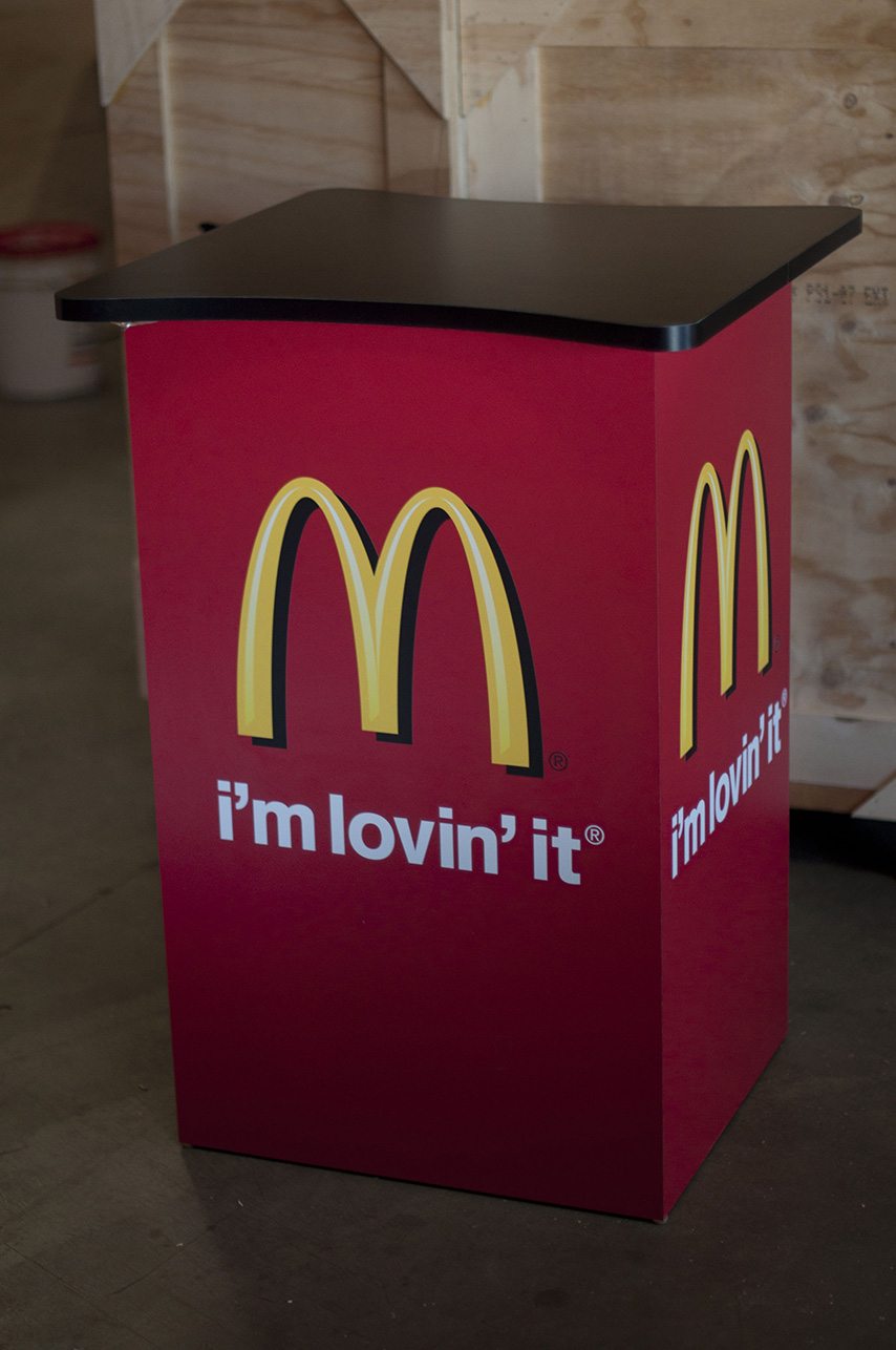 McDonald's Education Workshop