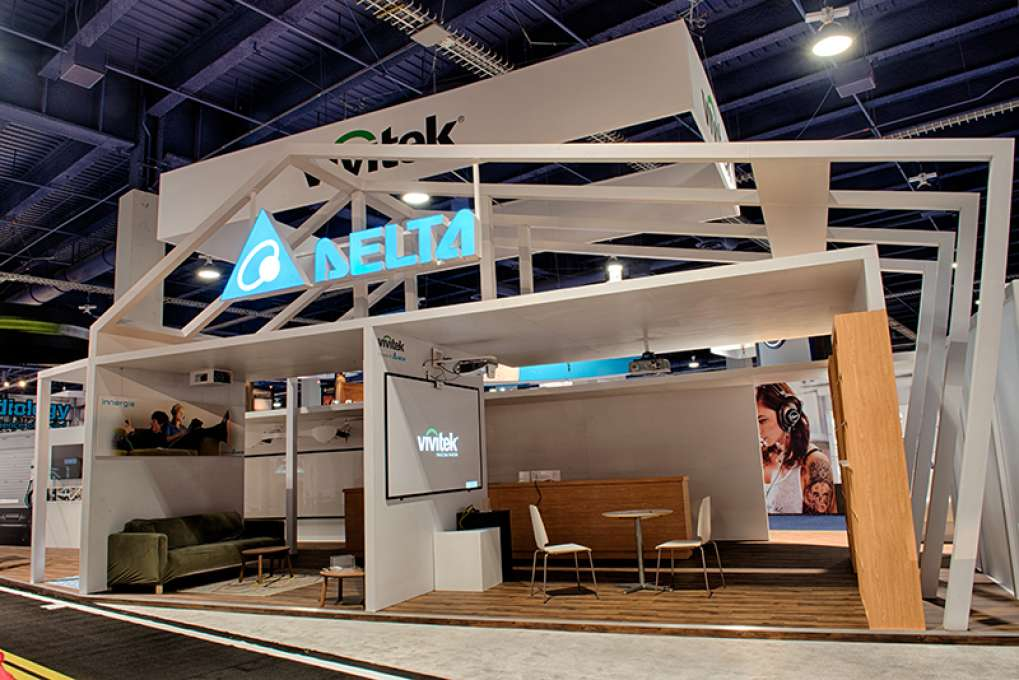 CES 2015 Delta Product - Las Vegas Convention Center