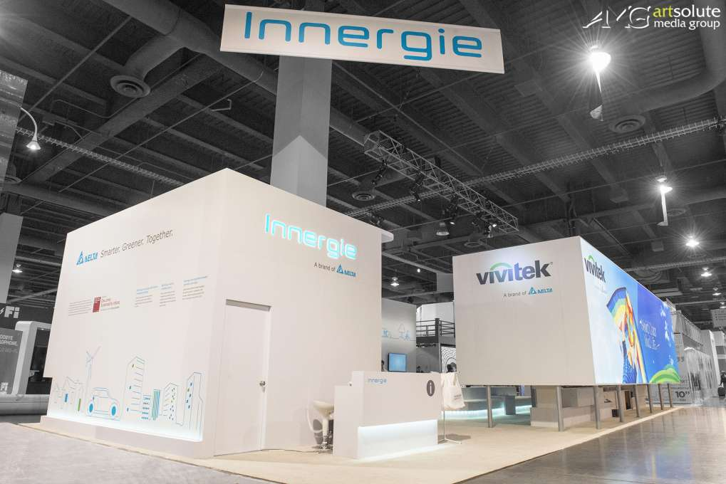 The CES 2014 - Innergie Delta