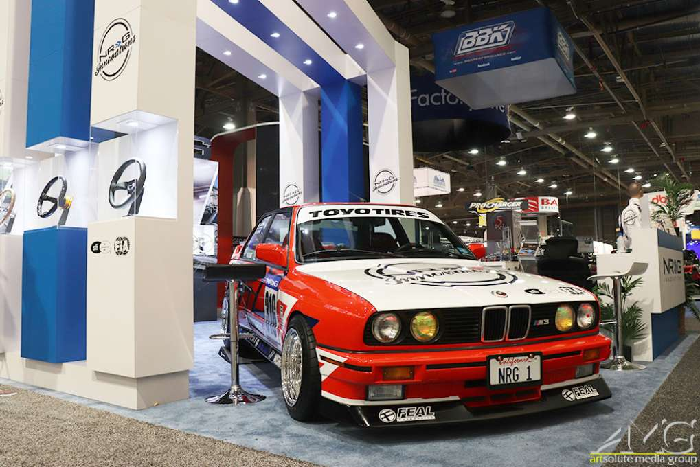 SEMA & AAPEX 2017 - Las Vegas Convention Center, Las Vegas, NV