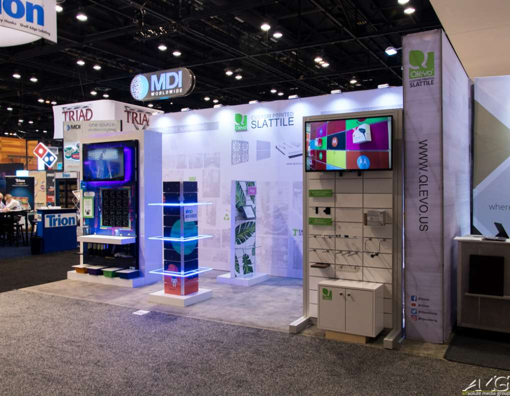 GlobalShop 2018 - McCormick Place, Chicago, Illinois
