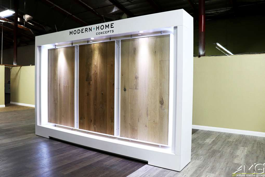 Bausen Hardwood - Showroom