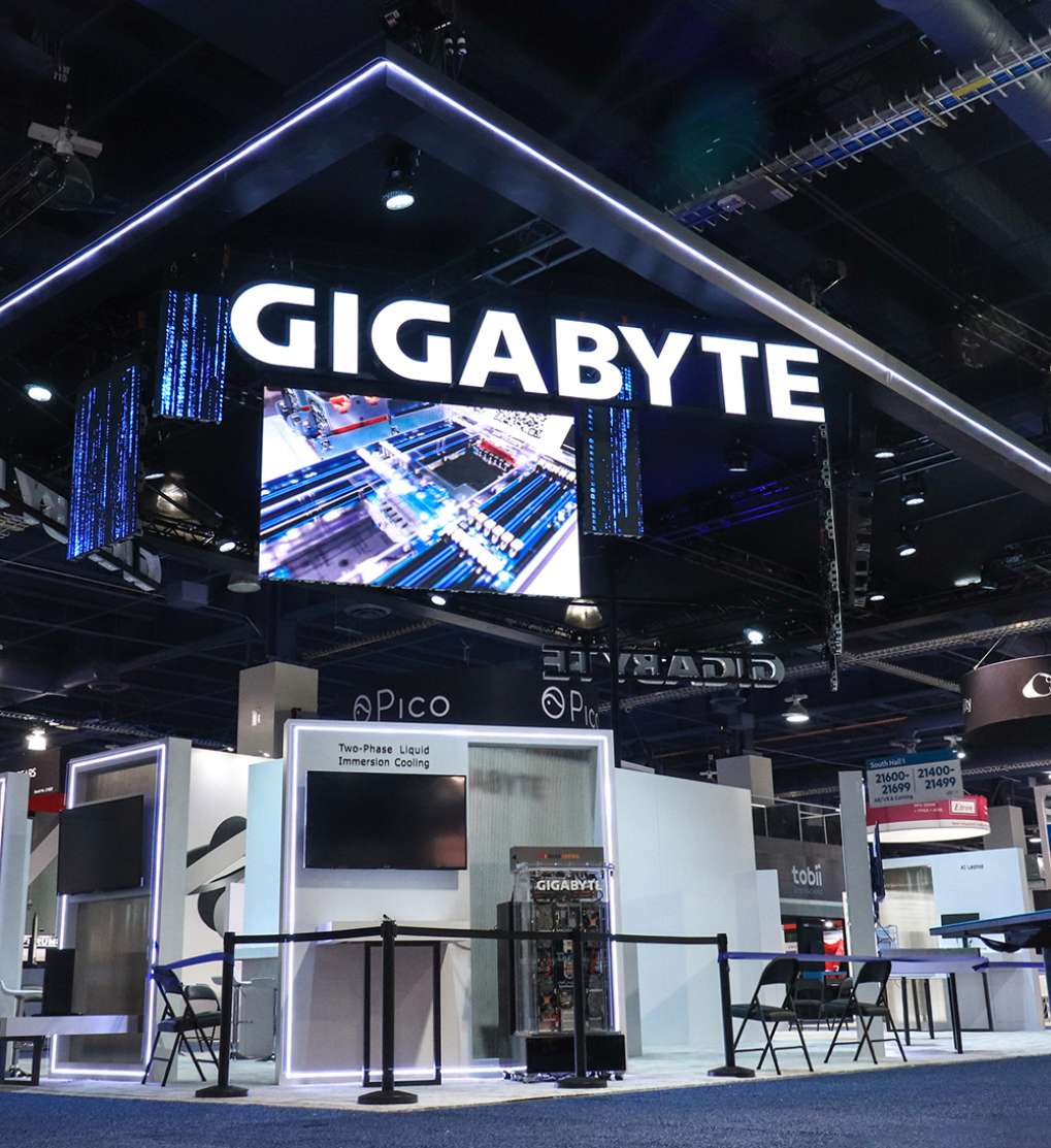 Gigabyte Technology at CES 2019