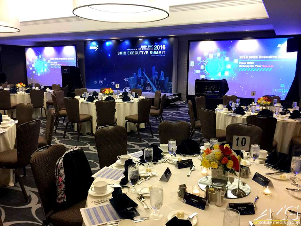 SMIC Executive Summit 2016 - Hyatt Regency Santa Clara