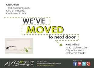 We've Moved!!!
