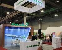 EVA Airways at IMEX 2019